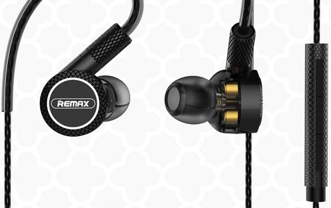 5 mẫu tai nghe in-ear nhét tai dược yêu thích Remax-rm-590